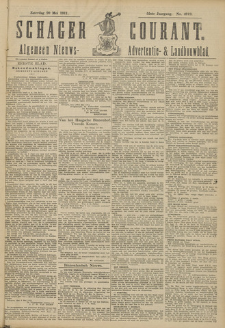 Schager Courant 1911-05-20