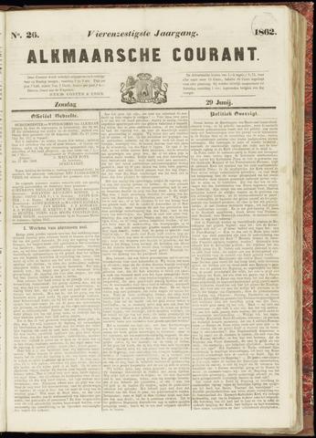Alkmaarsche Courant 1862-06-29