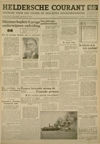 Heldersche Courant 1938-08-20