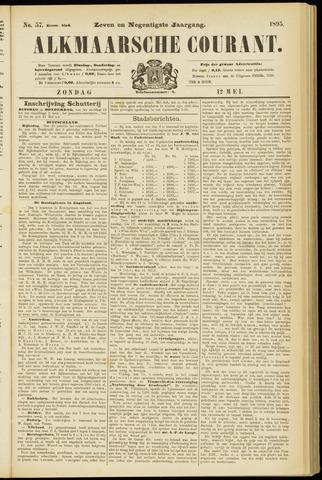Alkmaarsche Courant 1895-05-12