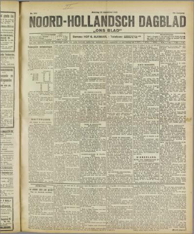 Ons Blad : katholiek nieuwsblad voor N-H 1922-09-25