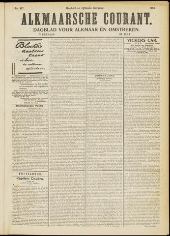 Alkmaarsche Courant 1913-05-23
