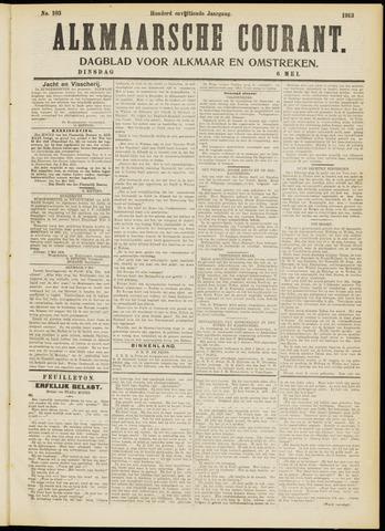Alkmaarsche Courant 1913-05-06