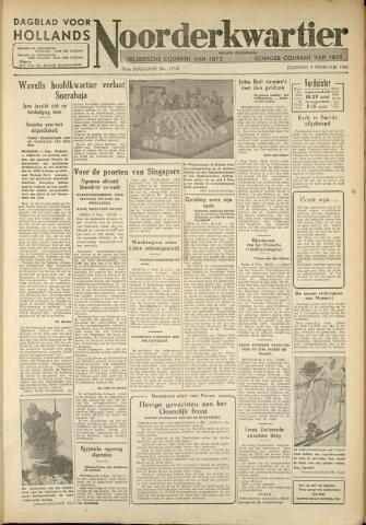 Heldersche Courant 1942-02-03