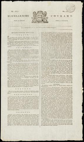 Alkmaarsche Courant 1817-10-20