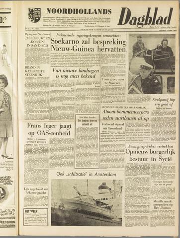 Noordhollands Dagblad : dagblad voor Alkmaar en omgeving 1962-04-03
