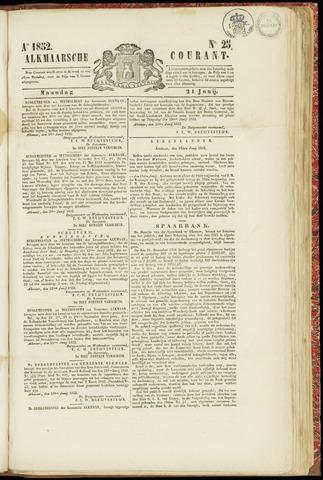 Alkmaarsche Courant 1852-06-21