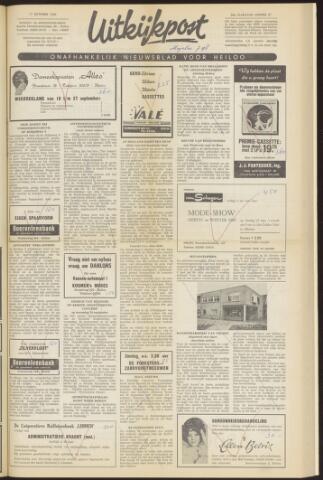 Uitkijkpost : nieuwsblad voor Heiloo e.o. 1969-09-17