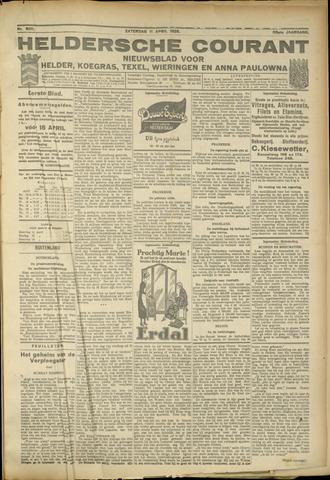 Heldersche Courant 1925-04-11
