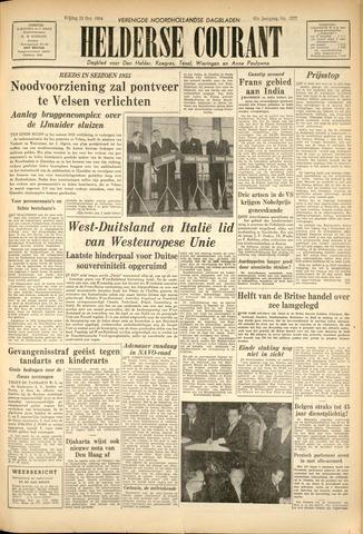 Heldersche Courant 1954-10-22