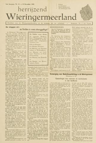 Herrijzend Wieringermeerland 1945-12-15