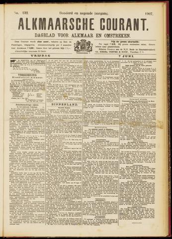 Alkmaarsche Courant 1907-06-07