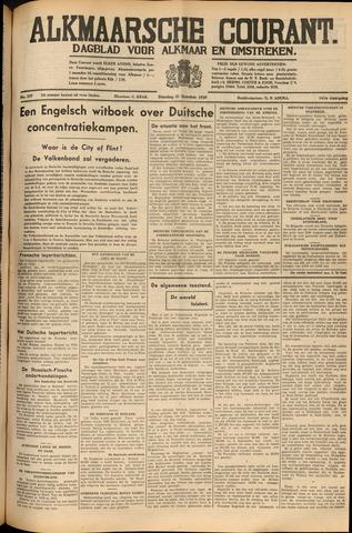 Alkmaarsche Courant 1939-10-31