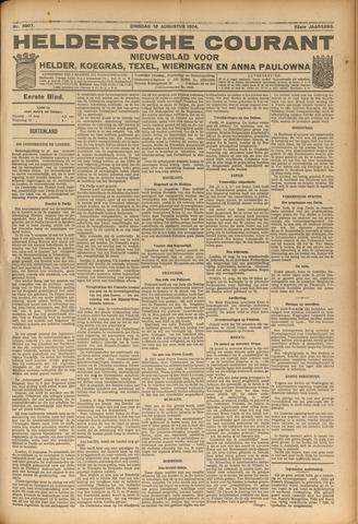 Heldersche Courant 1924-08-12