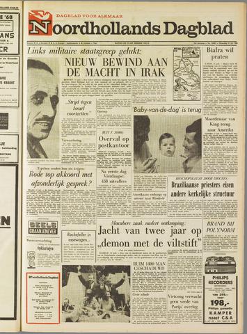 Noordhollands Dagblad : dagblad voor Alkmaar en omgeving 1968-07-17