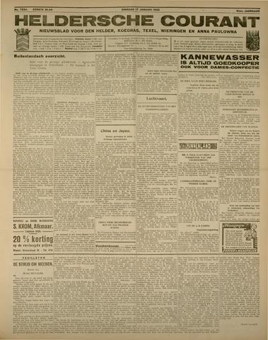 Heldersche Courant 1933-01-17