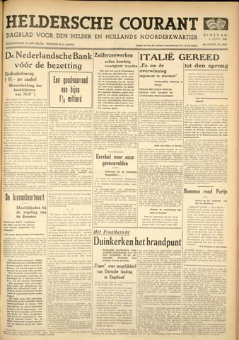 Heldersche Courant 1940-06-04
