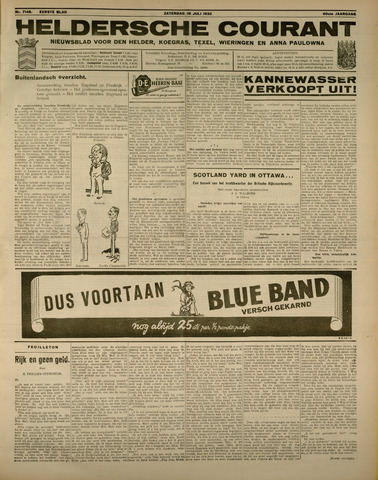 Heldersche Courant 1932-07-16