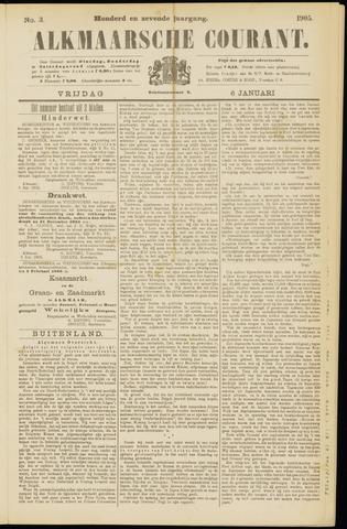 Alkmaarsche Courant 1905-01-06