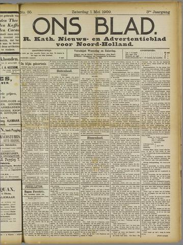 Ons Blad : katholiek nieuwsblad voor N-H 1909-05-01
