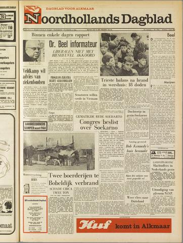 Noordhollands Dagblad : dagblad voor Alkmaar en omgeving 1967-03-07