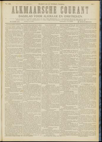 Alkmaarsche Courant 1919-12-30