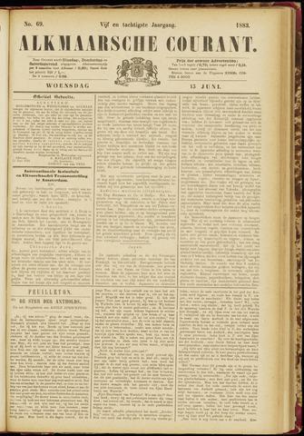 Alkmaarsche Courant 1883-06-13