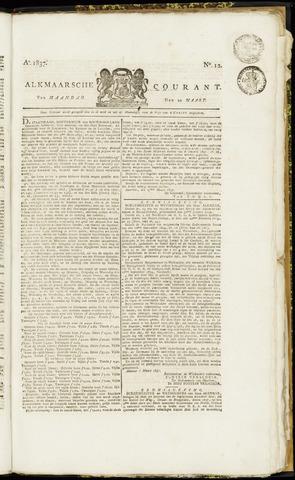 Alkmaarsche Courant 1837-03-20