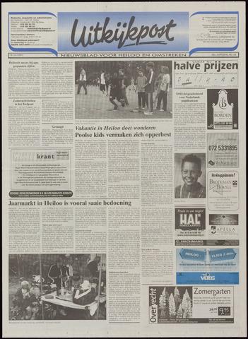 Uitkijkpost : nieuwsblad voor Heiloo e.o. 2001-07-18