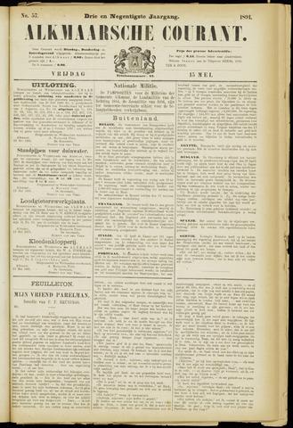 Alkmaarsche Courant 1891-05-15