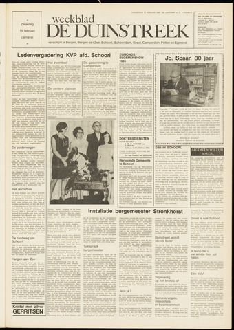 De Duinstreek 1969-02-13