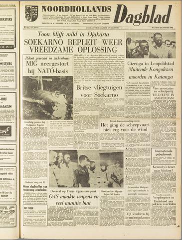 Noordhollands Dagblad : dagblad voor Alkmaar en omgeving 1962-01-22