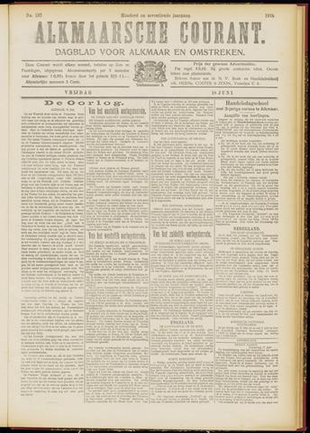 Alkmaarsche Courant 1915-06-18
