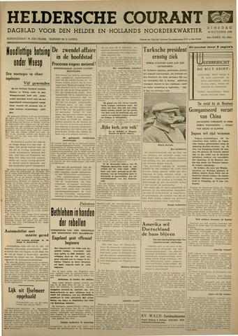 Heldersche Courant 1938-10-18