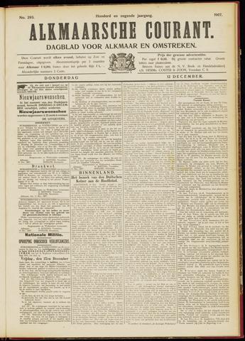 Alkmaarsche Courant 1907-12-12