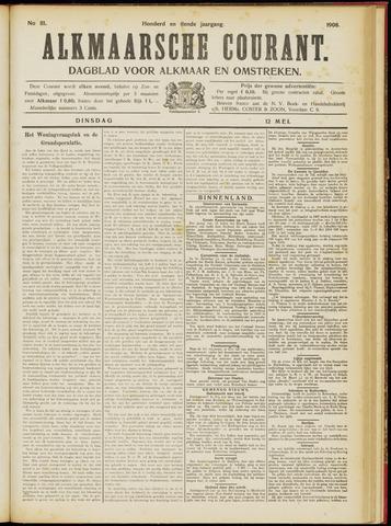Alkmaarsche Courant 1908-05-12