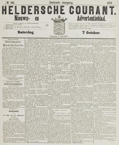 Heldersche Courant 1876-10-07