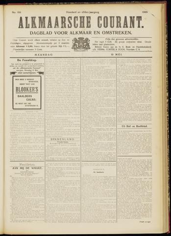 Alkmaarsche Courant 1909-05-10
