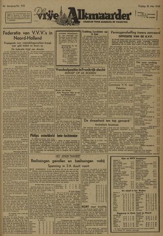 De Vrije Alkmaarder 1947-05-16