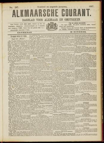Alkmaarsche Courant 1907-10-19