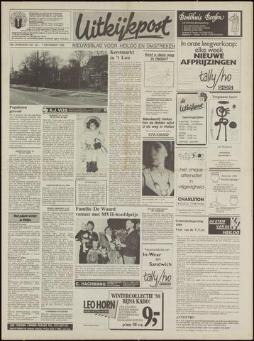 Uitkijkpost : nieuwsblad voor Heiloo e.o. 1988-12-07