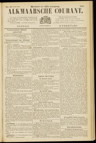 Alkmaarsche Courant 1903-02-15