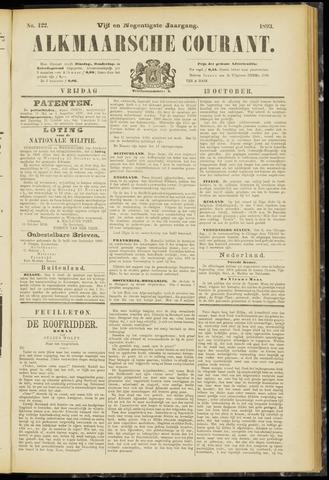Alkmaarsche Courant 1893-10-13