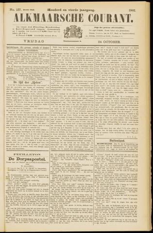 Alkmaarsche Courant 1902-10-24
