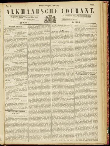Alkmaarsche Courant 1879-05-25