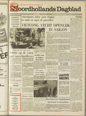 Noordhollands Dagblad : dagblad voor Alkmaar en omgeving 1968-02-01