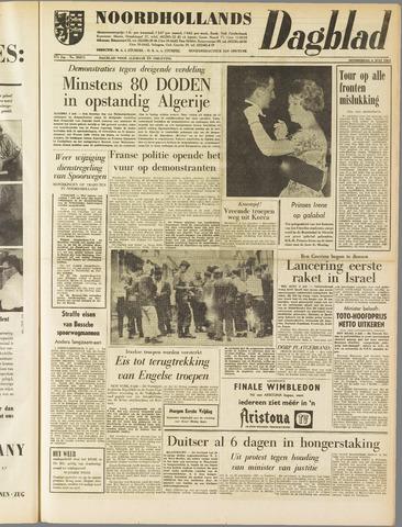 Noordhollands Dagblad : dagblad voor Alkmaar en omgeving 1961-07-06