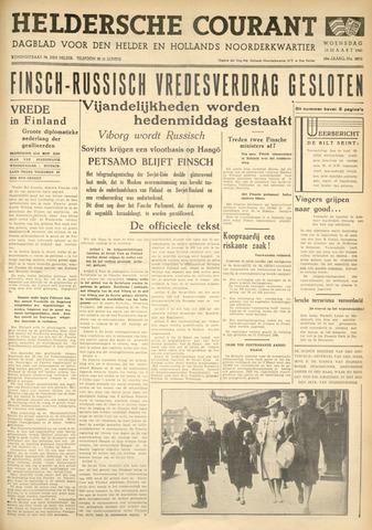 Heldersche Courant 1940-03-13