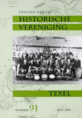Uitgave Historische Vereniging Texel 2009-06-01
