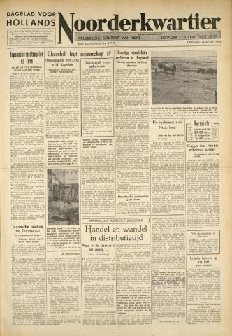 Heldersche Courant 1942-04-14